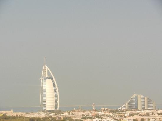 Citymax Hotels Al Barsha: View rooftop