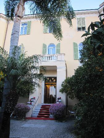 Villa Elisa, Bordighera