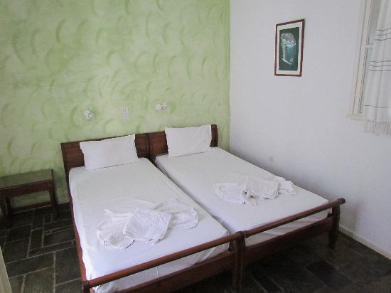 Hotel Aegean Village: bedroom