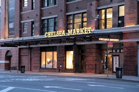 Chelsea Market chelsea market - picture of chelsea market, new york city