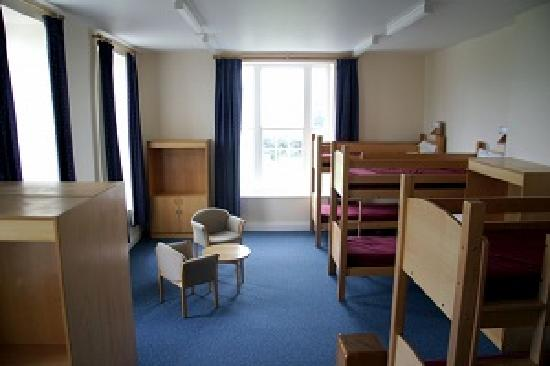 Jersey Accommodation and Activity Centre: Big Dormitory Room En-Suite