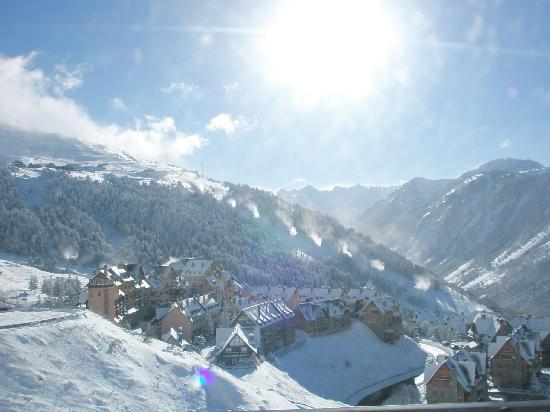 Hotel Spa Acevi Val d'Aran: Vistas de Pla de Beret