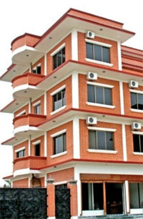 Hotel Ananda Inn: All rooms are air-conditioned