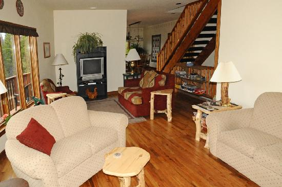 Coyote Ridge Bed and Breakfast: Lounge