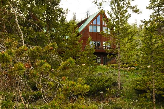 Coyote Ridge Bed and Breakfast : Coyote Ridge B/B from the road