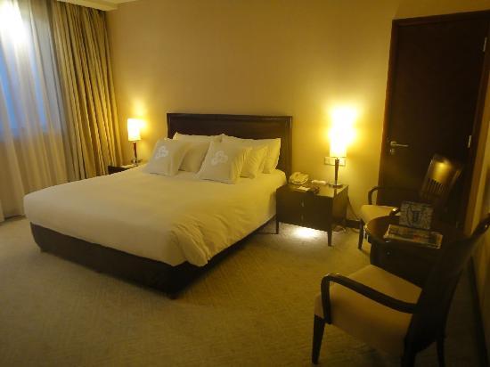ロイヤルトン ホテル 上海(美侖大酒店), ダブルルーム