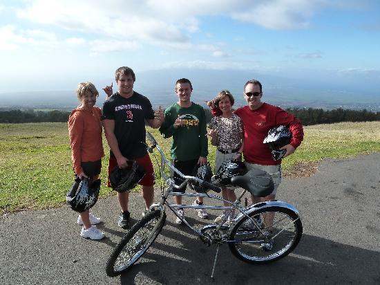 Paia, Hawái: Late December 2011