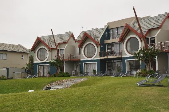 Beach Lodge Swakopmund: External view of hotel