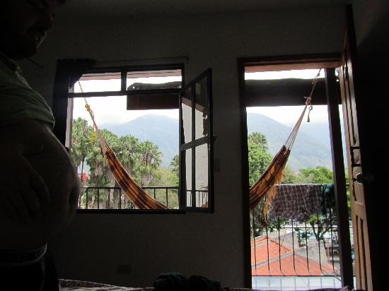 Posada Guamanchi: From the bedroom