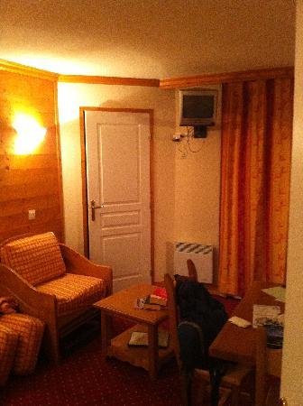 Village Residentiel de Tourisme Soderev : Plagne Villages - Lagrange Classic Hameaux I - S23 studio room