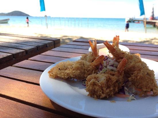 Good Time Resort Koh Mak: Good food at Koh Mak resort