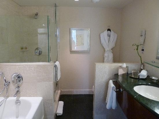 Sofitel Washington DC: salle de bains
