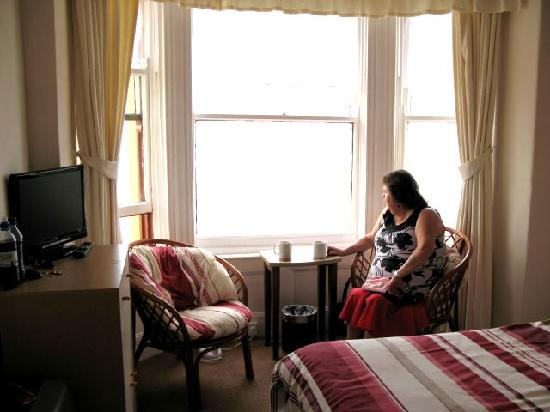 Miricia: Room with a view