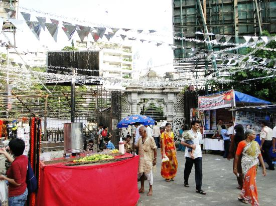 Mahalakshmi Temple area