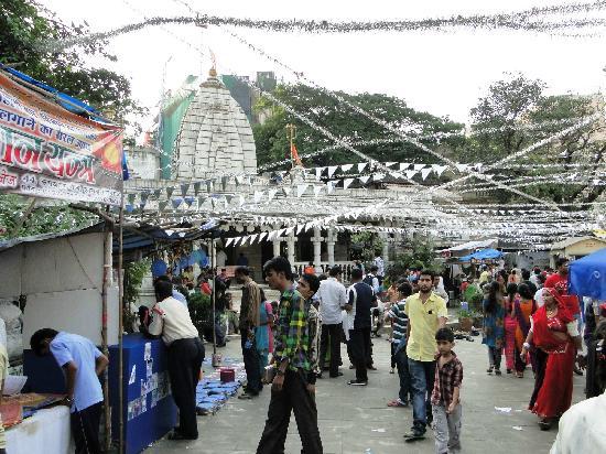 Mahalakshmi Temple - main entrance