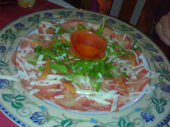 Modigliani: Comida excelente