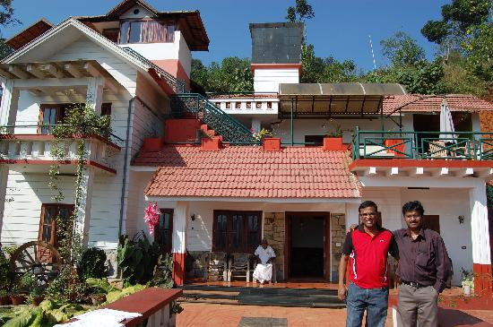Olives Homestay: With Biju