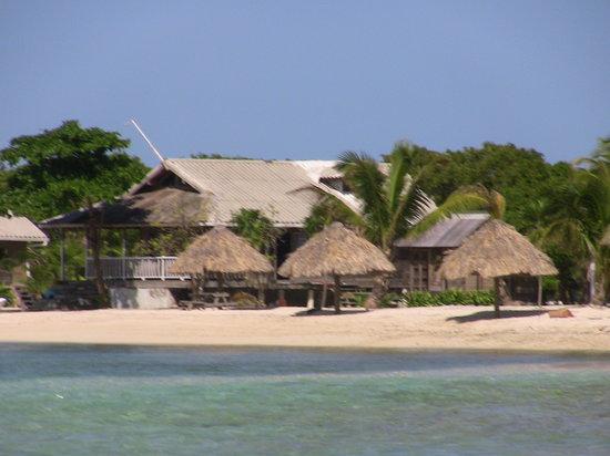 La Ceiba, Honduras: Cayos Cochinos main island