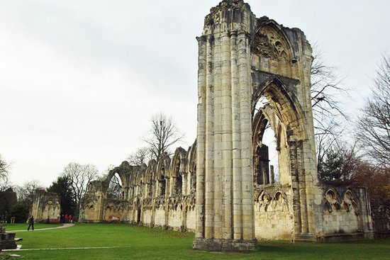 ‪St. Mary's Abbey‬