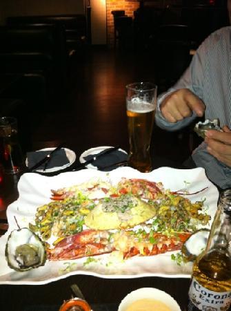 Sole Restaurant & Bar: seafood platter
