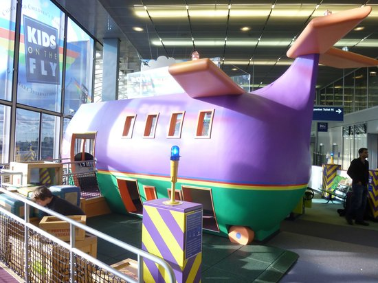 Foto de Kids on the Fly, Chicago Children's Museum at O'Hare Airport