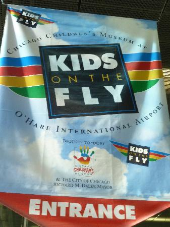 Kids on the Fly, Chicago Children's Museum at O'Hare Airport: Kids on the Fly play area