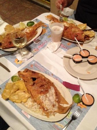 Don Tello: Fried Snapper is the way to go in Tello, ask for the price since varies by weight. Dec 28, 2011.