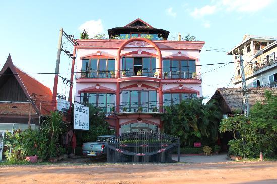 Beau Rivage Mekong Hotel: Vientiane_Hotel Beau  Rivage Mekong