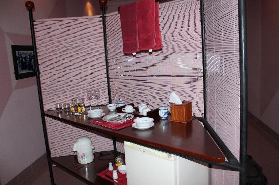 Beau Rivage Mekong Hotel: Hotel Beau Rivage_zona breakfast