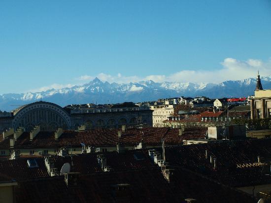 Hotel Principi di Piemonte: vista dalla camera