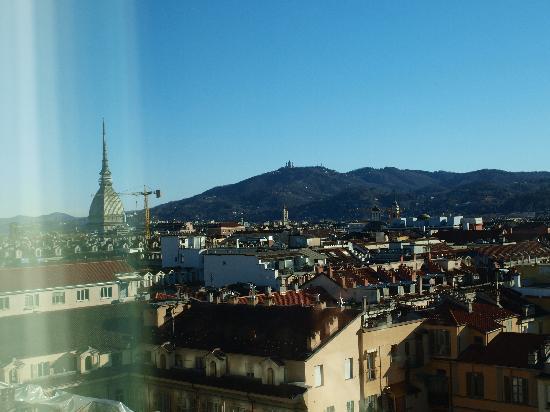 Hotel Principi di Piemonte: vista dalla sala