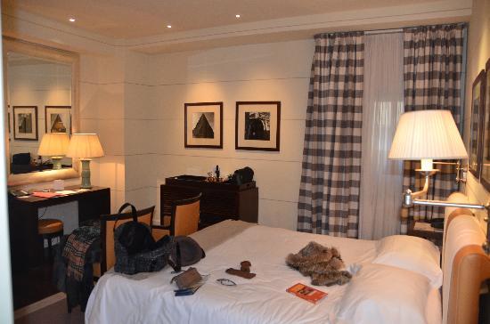 Gallery Hotel Art : Chambre au 4èeme