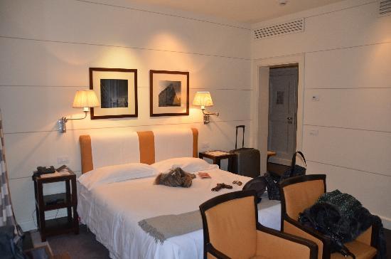Gallery Hotel Art : Chambre