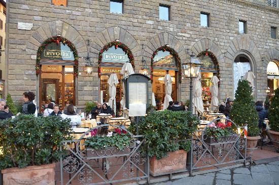 Gallery Hotel Art : Le Rivoire piazza de la Signoria