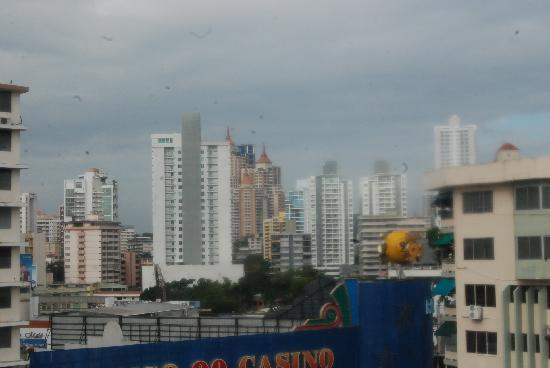 Wyndham Garden Panama City: View from the roof
