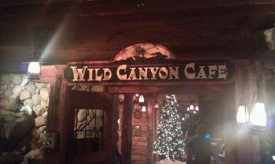 Wild Canyon Cafe