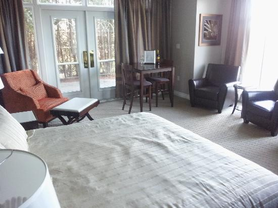 Elm Hurst Inn & Spa: Suite