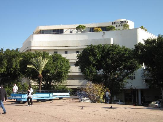 Cinema Hotel Tel Aviv - an Atlas Boutique Hotel: Cinema Hotel from Dizengoff Square