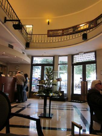 Cinema Hotel Tel Aviv - an Atlas Boutique Hotel: Cinema Hotel Lobby