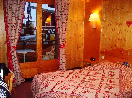 Hotel L'Equipe : notre chambre