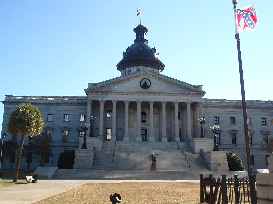 South Carolina State House: SC State Capitol