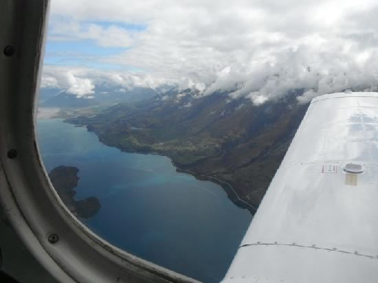 Glenorchy Air: The view