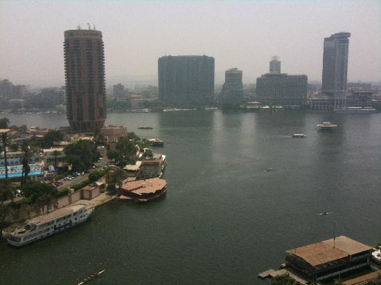 Sheraton Cairo Hotel, Towers & Casino: Nile View