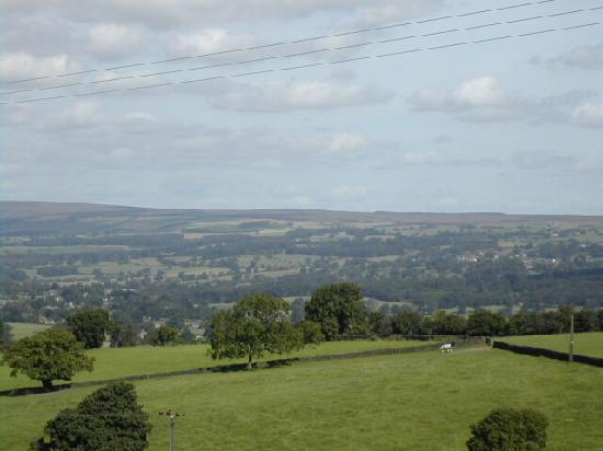 Chevin End Guest House: View from our rooms