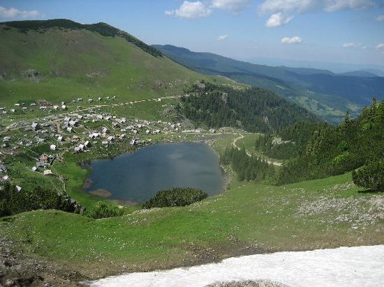 Fojnica, Bosnia-Herzegovina: Prokoško jezero