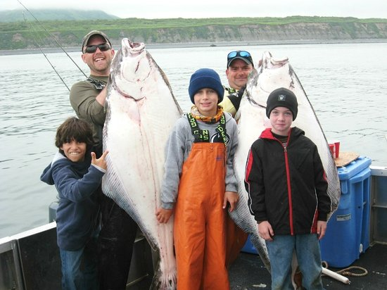 Alaska's Kodiak Island Resort: Kids have more fun at Kodiak Resort