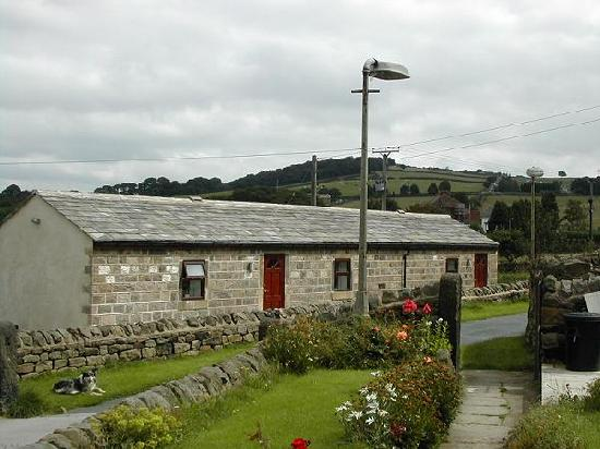 Chevin End Guest House: Ground floor rooms