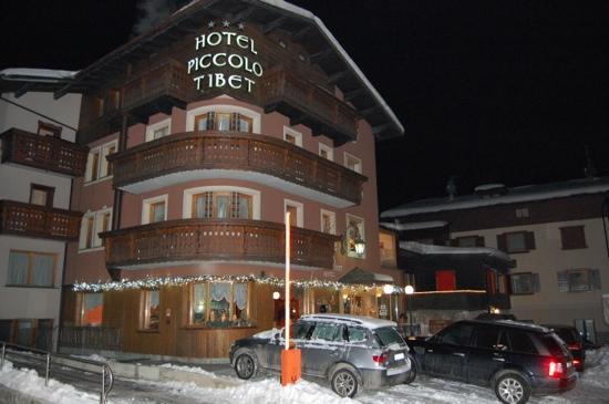 Hotel Piccolo Tibet: piccolo tibet