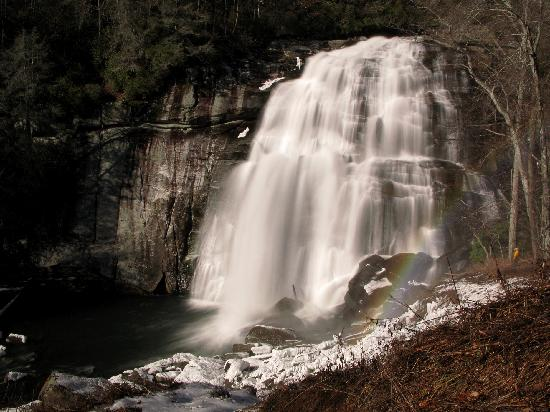 Horsepasture River and Nature Trails : Rainbow Falls