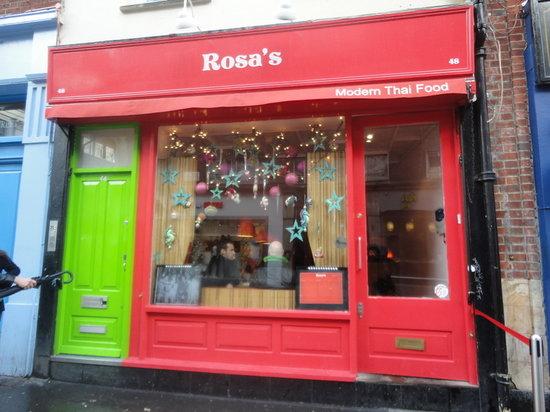 Rosa\u0027s Thai Cafe Soho Rosa\u0027s Soho & Rosa\u0027s Soho - Picture of Rosa\u0027s Thai Cafe Soho London - TripAdvisor